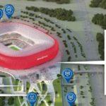 FCバイエルン・ミュンヘン Allianz Arenaへのアクセス