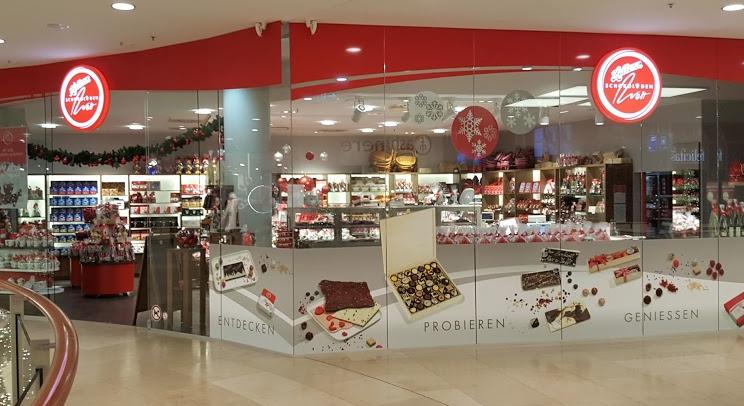 ドイツ観光お土産 チョコレートハローレン ドレスデンショップ