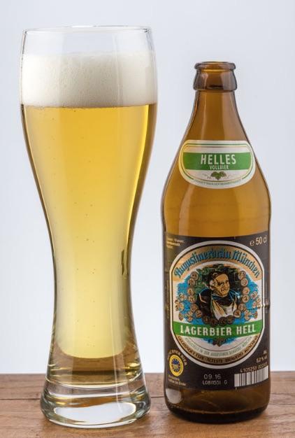 オクトーバーフェスト ビール ブランド「アウグスティナー」
