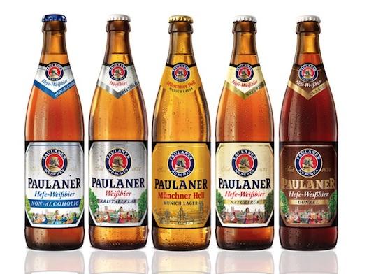 オクトーバーフェスト ビール ブランド 「パウラナー」