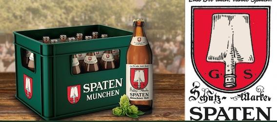 オクトーバーフェスト ビール ブランド 「シュパテン」